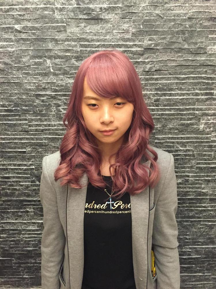 髮型創作/李奇髮廊 / Hewe 璽威。圖/HairMap美髮地圖提供