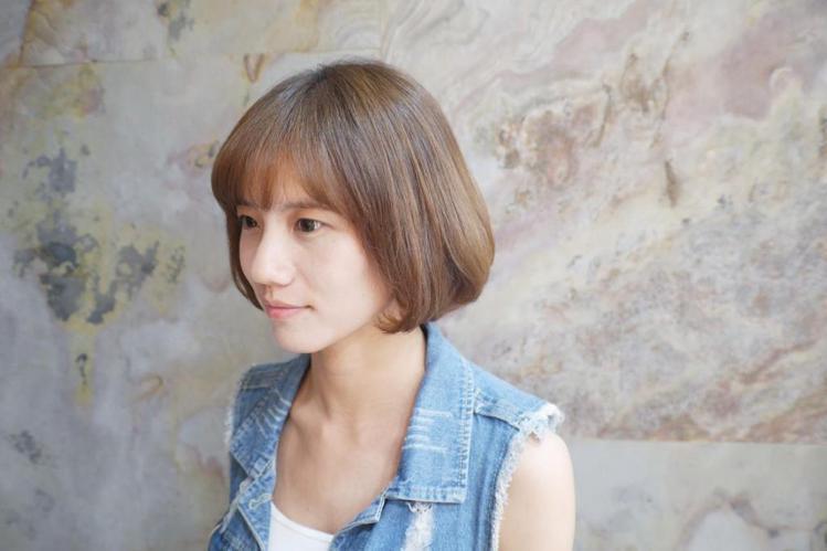 髮型創作/Happyhair埔墘店 - Aisa Chou。圖/HairMap美...