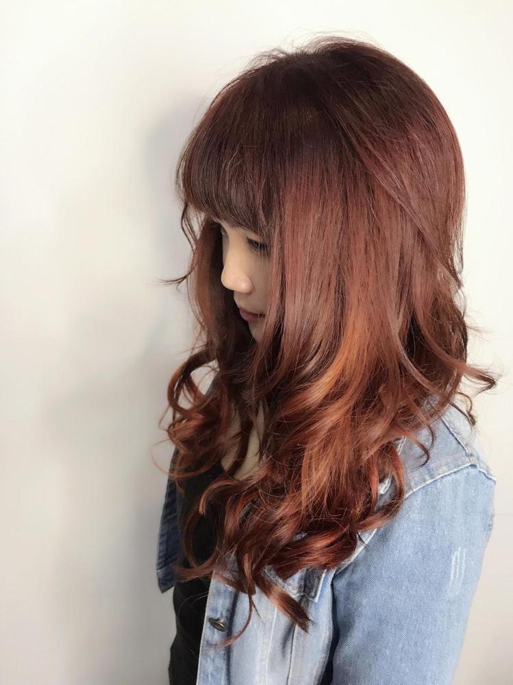 髮型創作/zero 零 無痕接髮 - zero 零 。圖/HairMap美髮地圖...