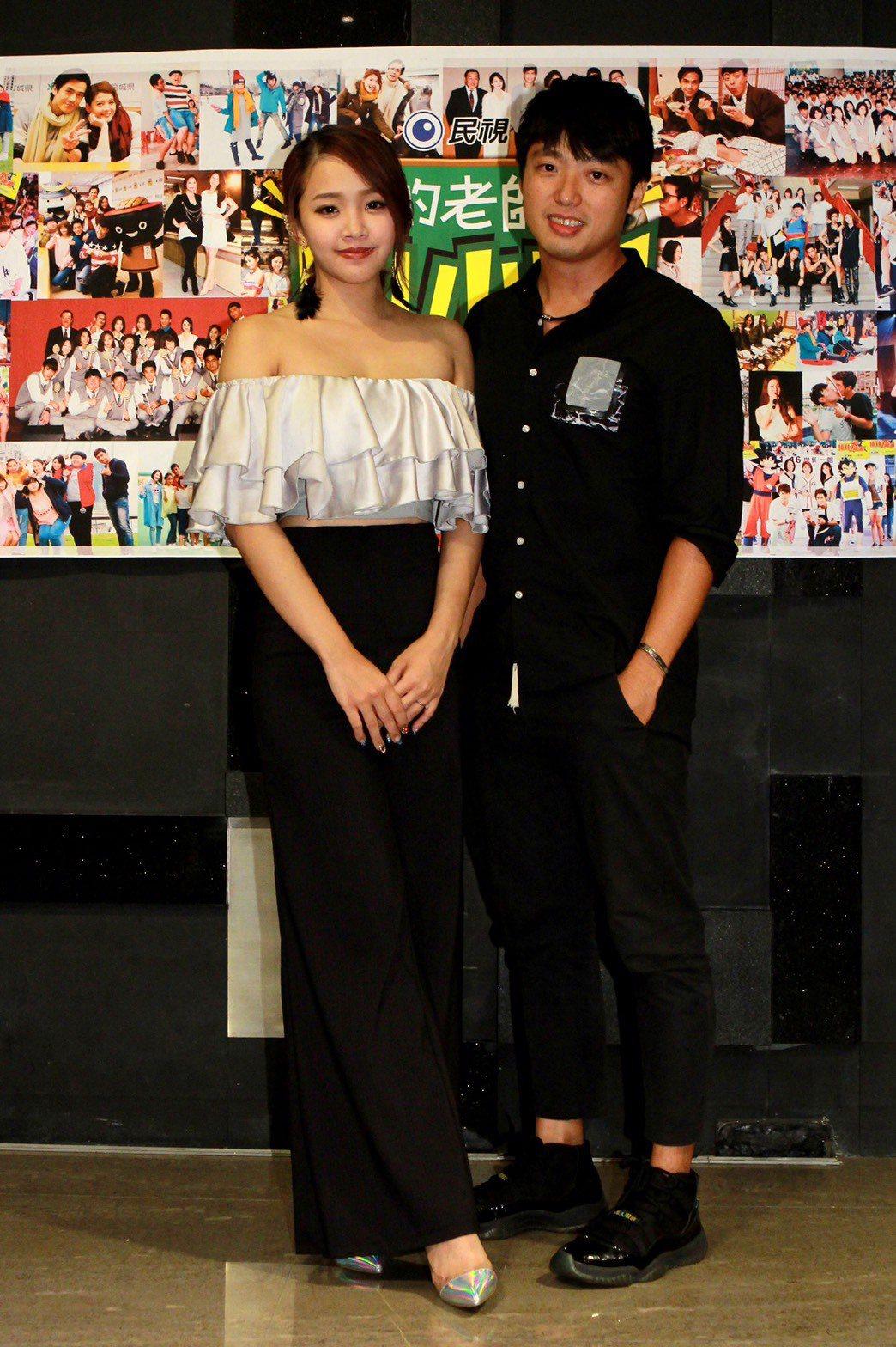 「我的老師叫小賀」戲外促成一對佳偶,導演高琮凱與演員賴慧如相差16 歲姻緣。圖/