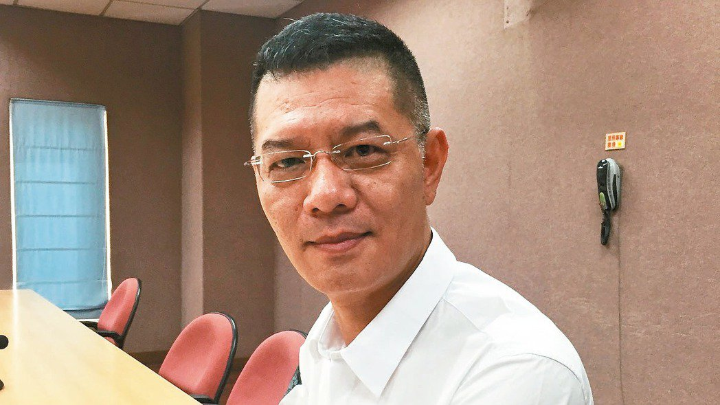 旭品董事長蕭奕彰。 報系資料照
