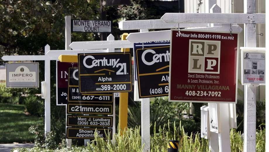 為求貸款獲得批准,聖荷西買房者紛紛列出親友作為共同貸款人。(美聯社)