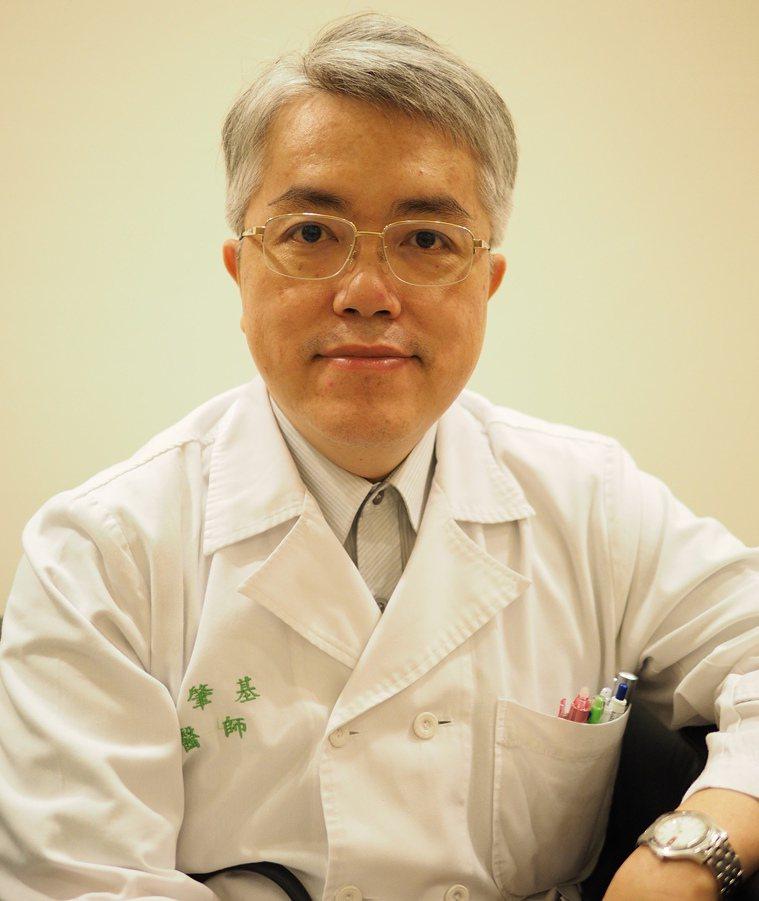 台大醫院內科部主治醫師 何肇基醫師 圖/何肇基醫師 提供