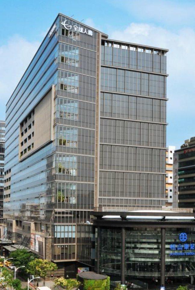 全球人壽企業大樓。