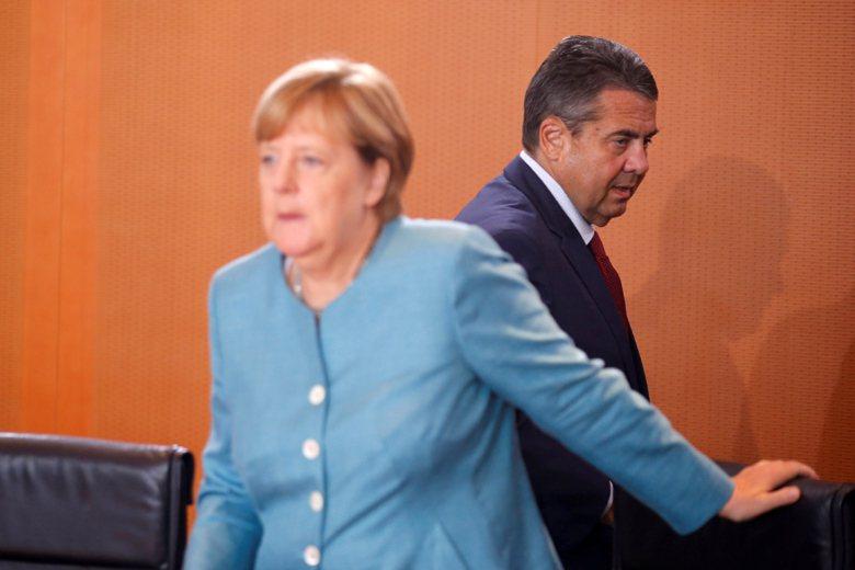 德國外長的一個歐洲言論,其實跟臺灣沒什麼關連,更不會有利用「一個歐洲」,去諷刺「...