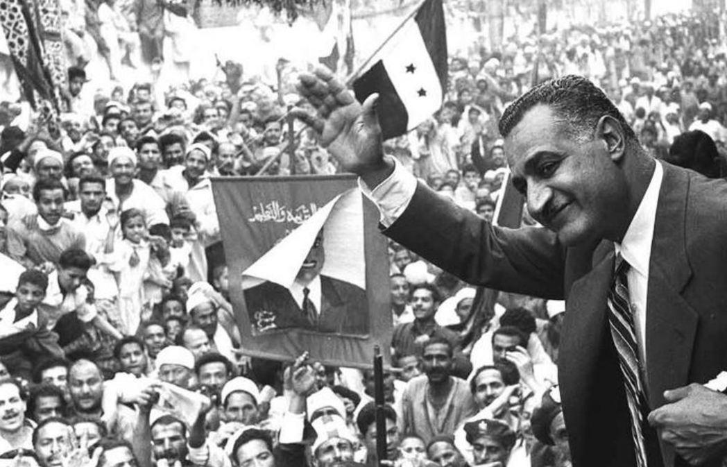 納瑟本人極具群眾魅力,阿拉伯人之聲成為中東最受歡迎的頻道,納瑟亦透過廣播,向阿拉...