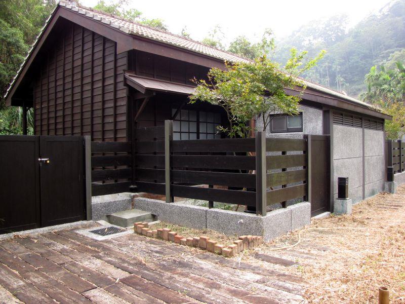 舊山線勝興車站三號官舍即將對外開放,並邀藝術家駐村創作。圖/苗栗縣文化觀光局提供