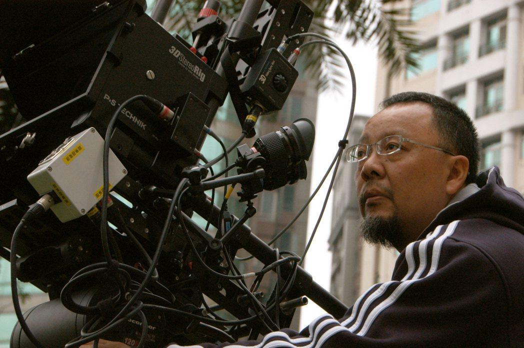「美力台灣3D」導演曲全立。圖/牽猴子提供