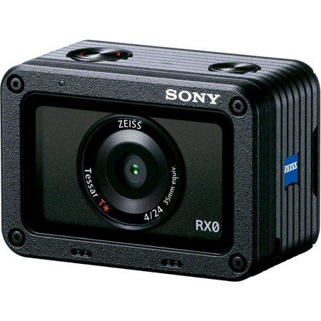 運動攝影機在社群媒體的應用愈來愈受歡迎。 圖/摘自Sony官網