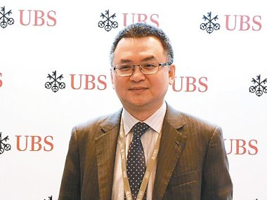 瑞銀證券中國首席策略分析師 高挺