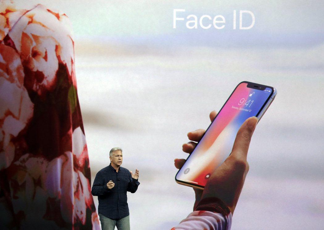 最新的iPhone X是「第一代iPhone上市後邁出的最大一步」,最大亮點是臉...