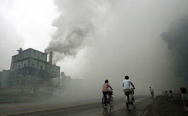 美國芝加哥大學能源政策研究所發布的報告指出,因為冬季燃煤供暖(暖氣供應)造成的細...