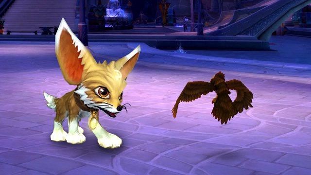 幻影可參與寵物對戰,從中獲得獎勵與開啟每日任務