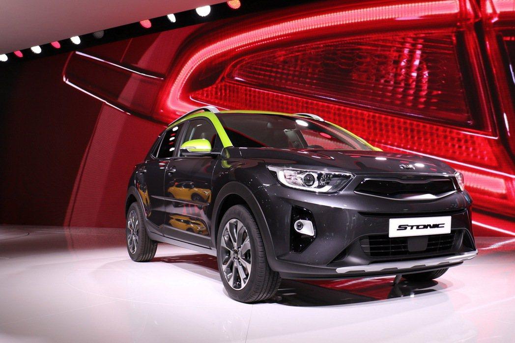 小型跨界休旅KIA Stonic將引領日漸受重視的B-SUV Segment最型...