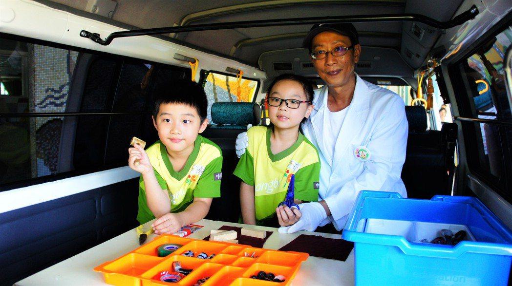 跨海捐專車 重新賦予二手玩具新生命