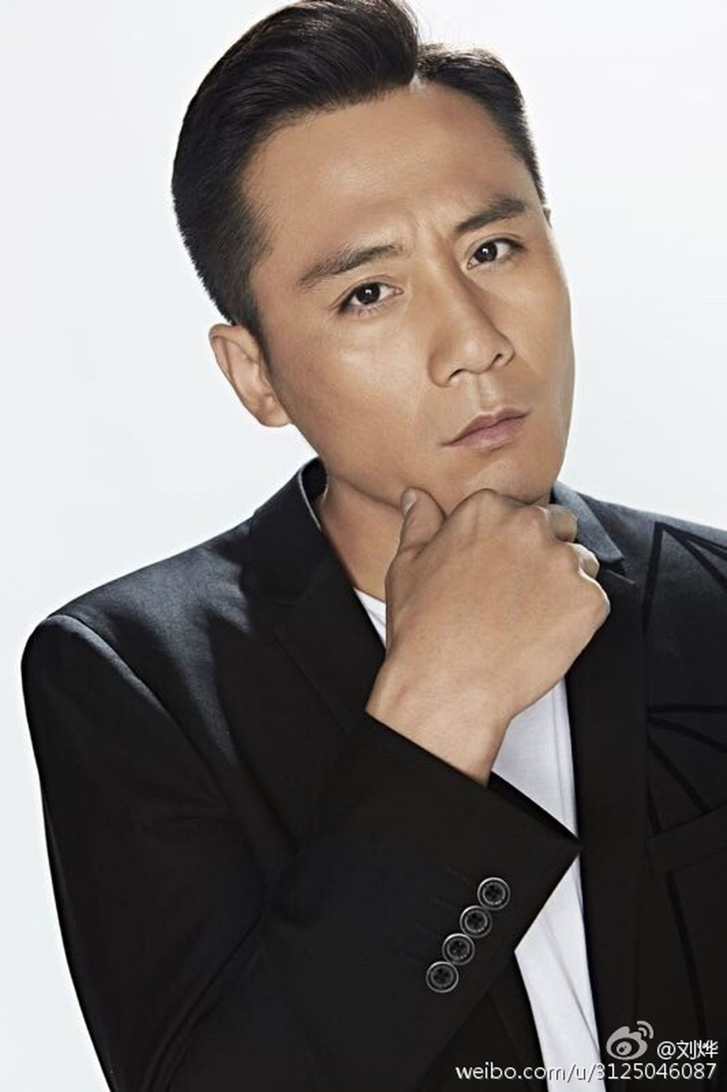 劉燁聲稱即將執導首部電影「鬼吹燈」。圖/摘自微博