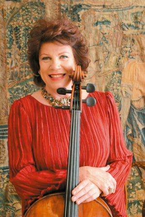 大提琴女神瓦列芙斯卡(圖)的弦外美聲橫掃樂壇,連鋼琴大師阿勞都稱「瓦列芙斯卡是全...