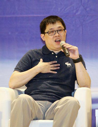 張國煒表示,如果做另一家航空公司,即使不叫長榮了,還是可以繼續為父親想做的航空事...