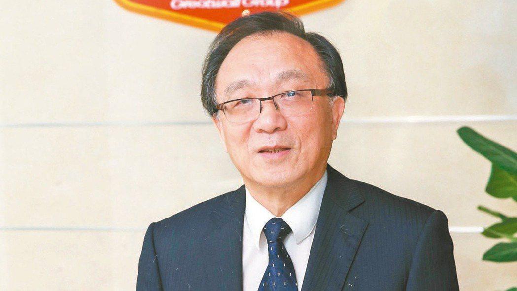 大成董事長韓家宇。 報系資料照