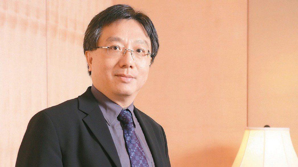 雷科董事長鄭再興。 報系資料照