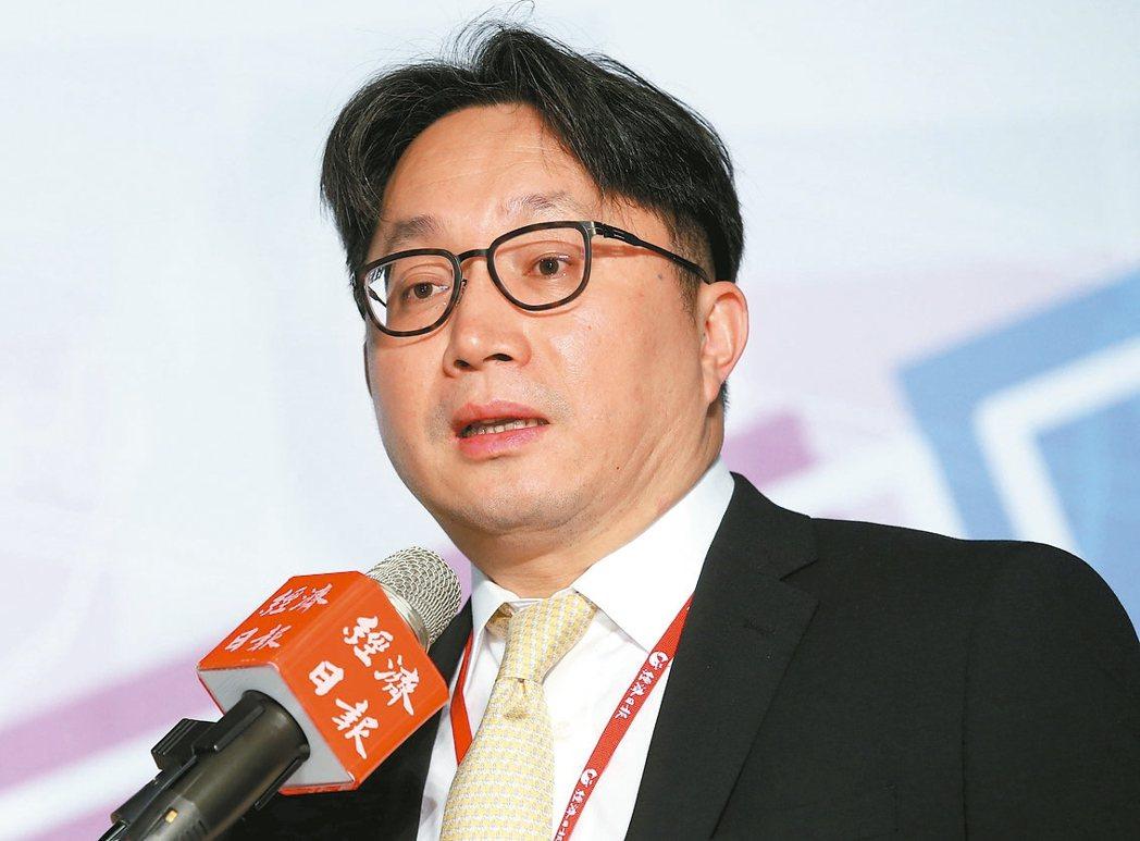 元大投信總經理劉宗聖。 記者林俊良/攝影