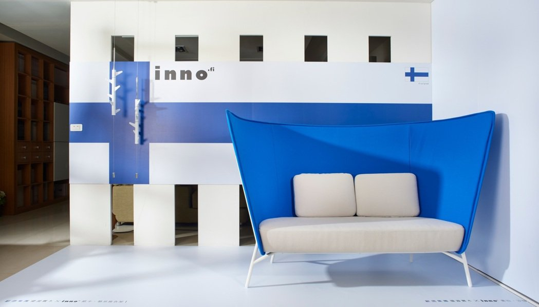 歐德集團引進,芬蘭inno集團家具。