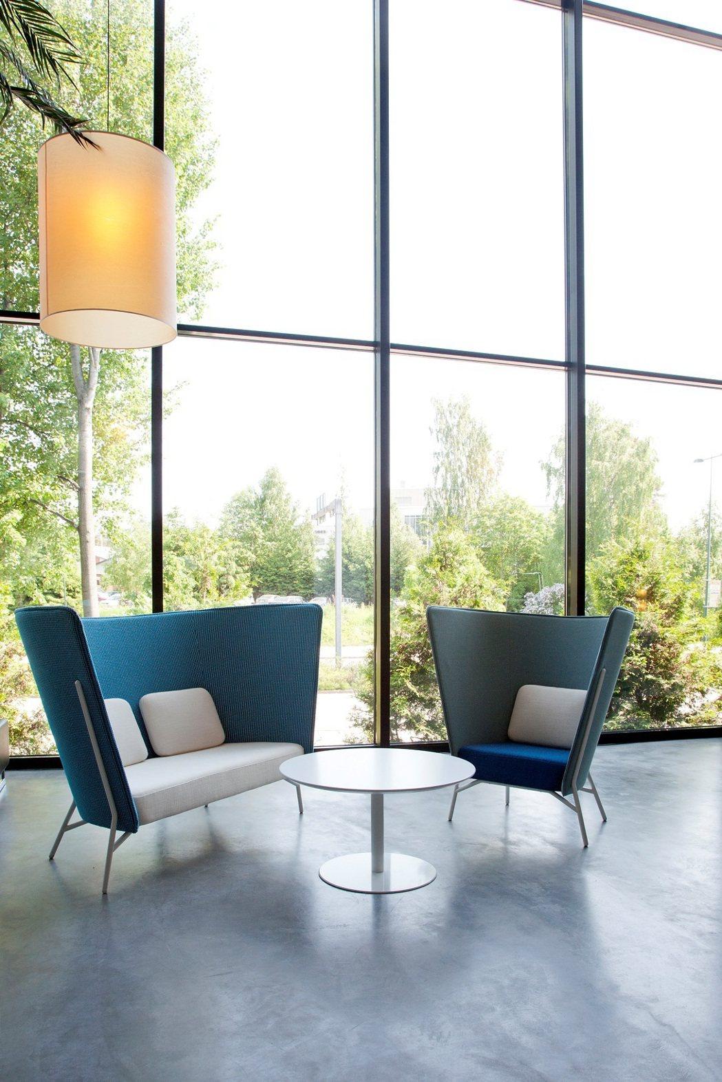 歐德x芬蘭inno品牌家具 Aura Sofa奧拉沙發。