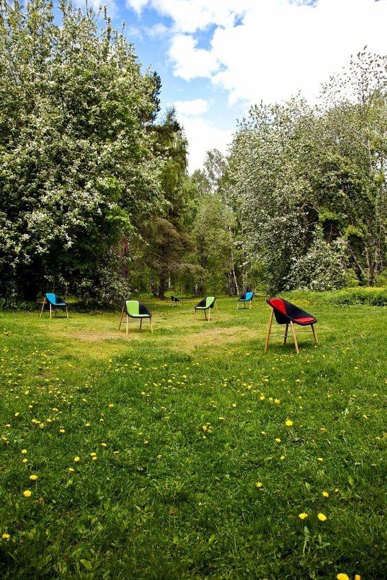 歐德x芬蘭inno品牌家具 Kola 酷樂單人椅。