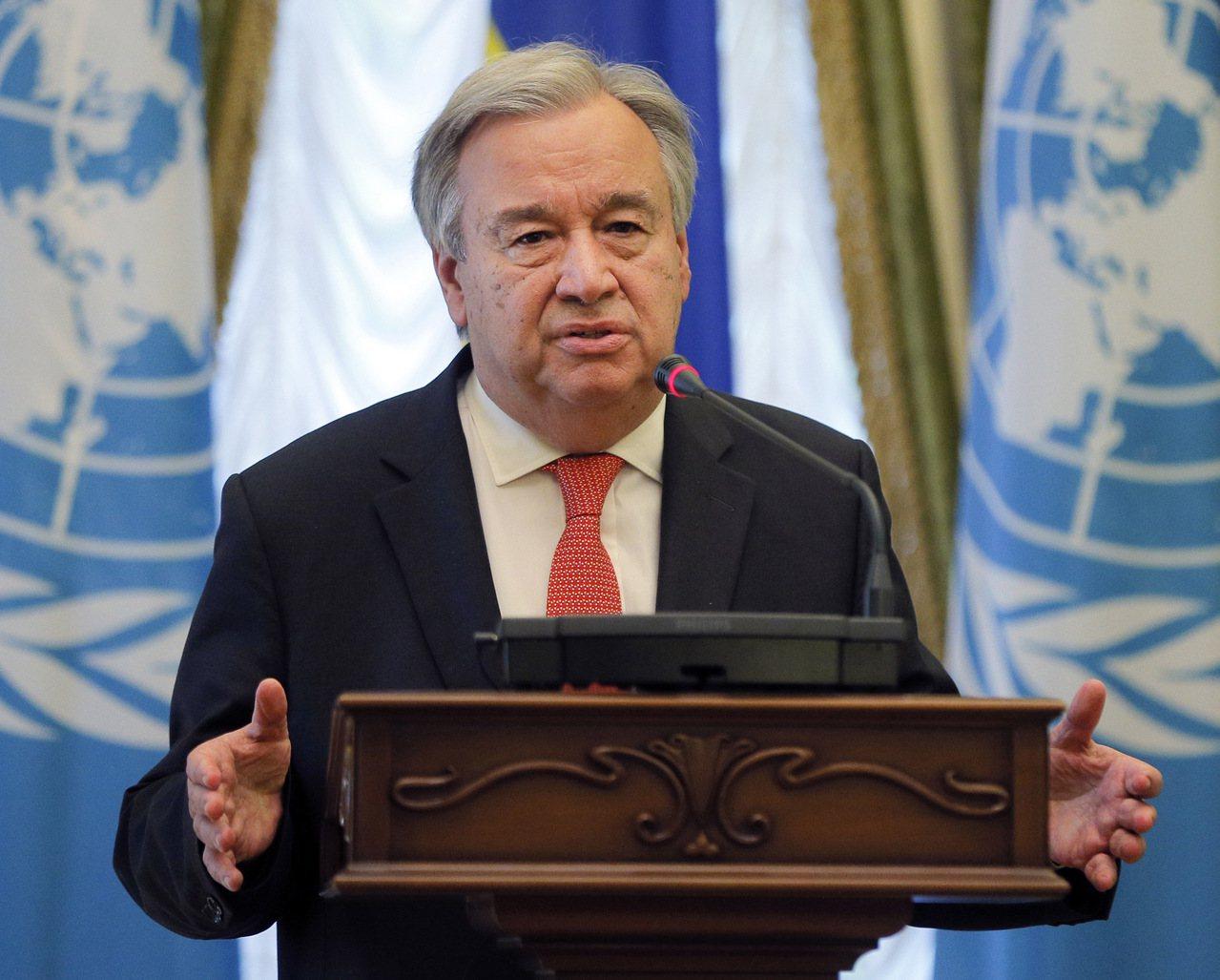 聯合國秘書長籲緬甸當局 停止攻擊洛興雅人