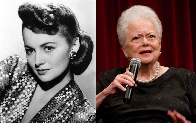 美國好萊塢傳奇影星奧莉薇亞德哈維蘭雖已101歲高齡,但仍有十足精力針對電視影集「