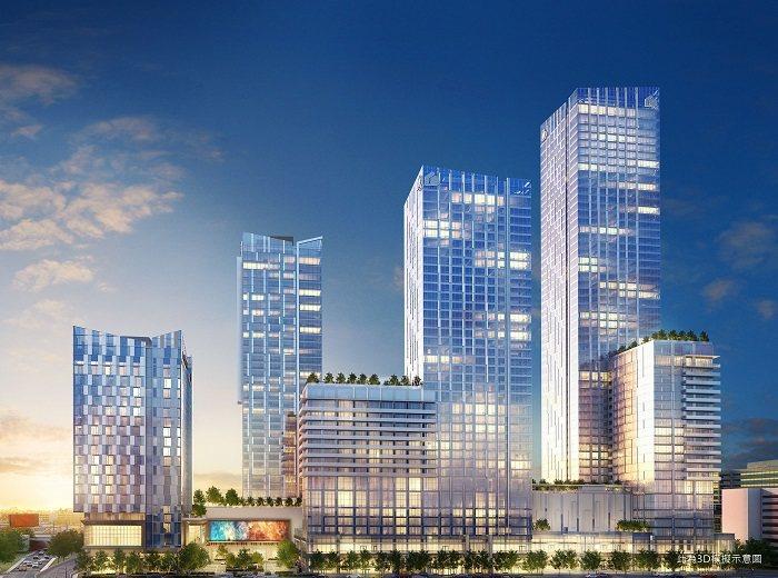 METROPOLIS位處西海岸最重要的高端金融中心、科技創新基地,地段的獨特性。...