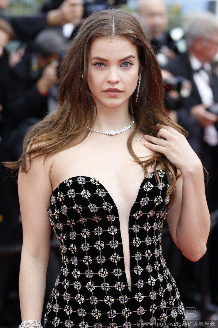 匈牙利名模Barbara Palvin。圖/達志影像