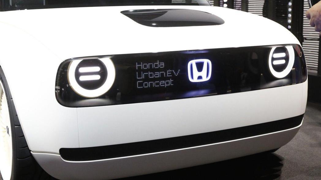 Honda Urban EV Concept的外觀不禁讓人想到初代的Honda ...