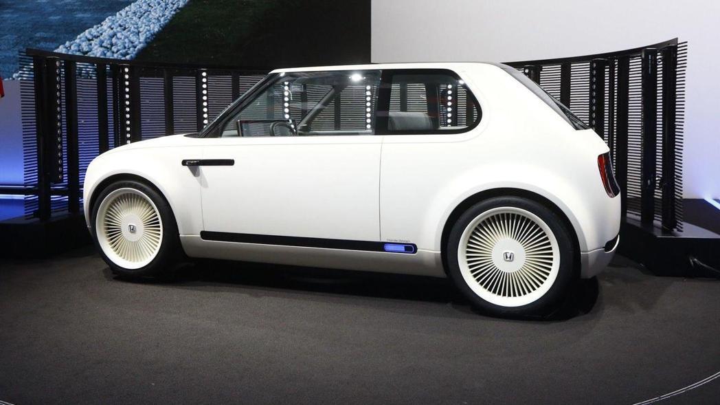 Honda Urban EV Concept。 摘自Honda