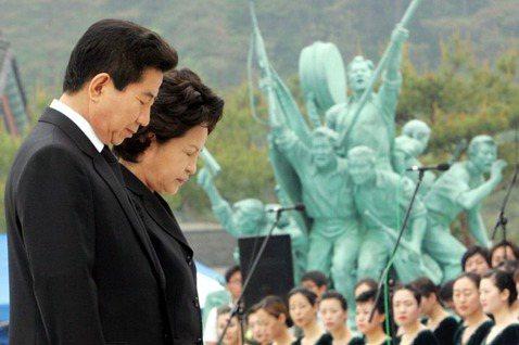 韓國光州民主化運動及轉型正義
