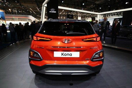霸氣跨界小休旅 Hyundai Kona合你的胃口嗎?