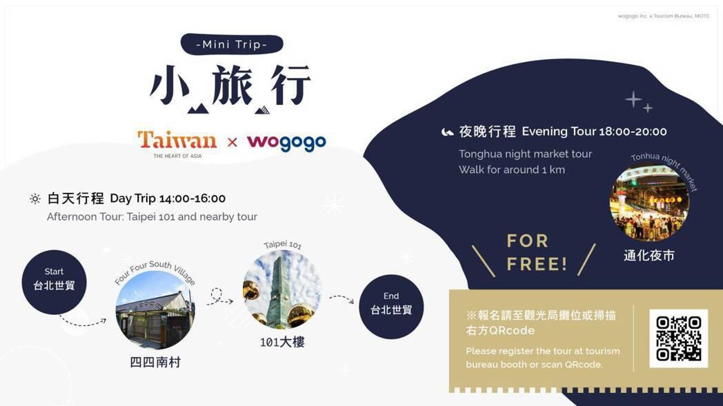 wogogo在WCIT大會期間為觀光局提供WCIT國際貴賓迷你小旅行指定接待服務...