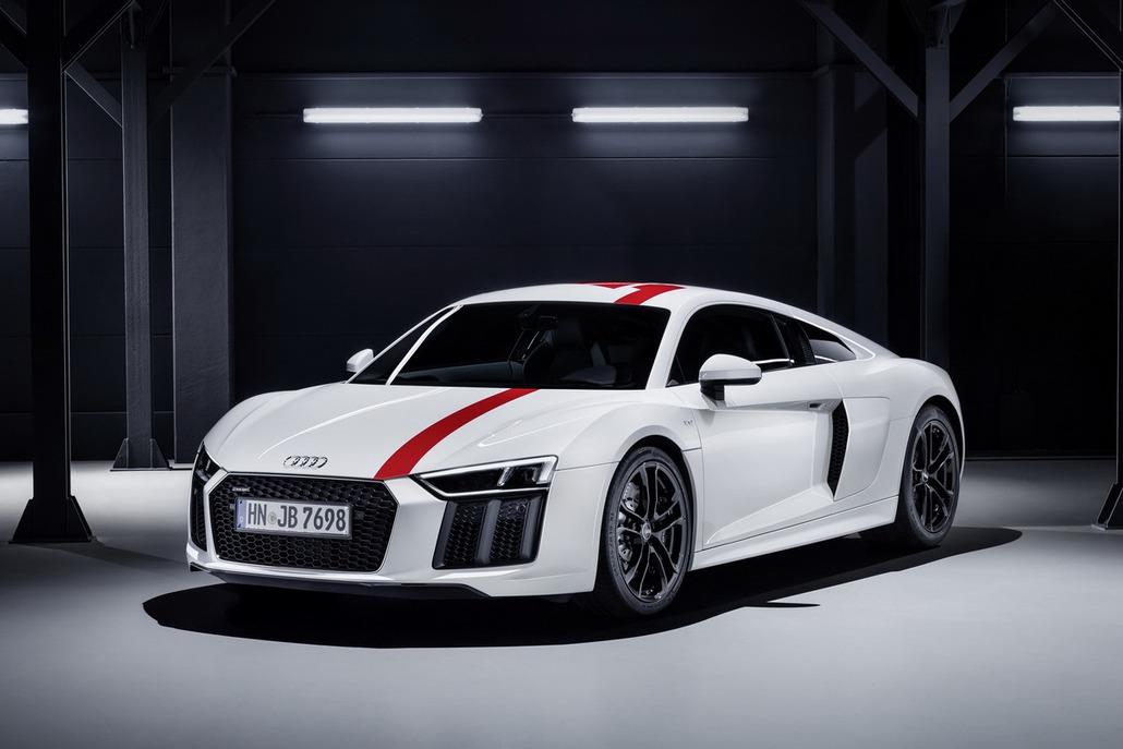 Audi Sport Gmbh下重手 全新世代Audi R8 V10 RWS、RS 4 Avant飆進法蘭克福車展