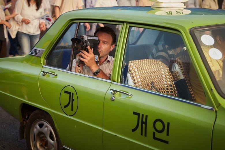 《我只是個計程車司機》劇照。 圖/車庫娛樂提供