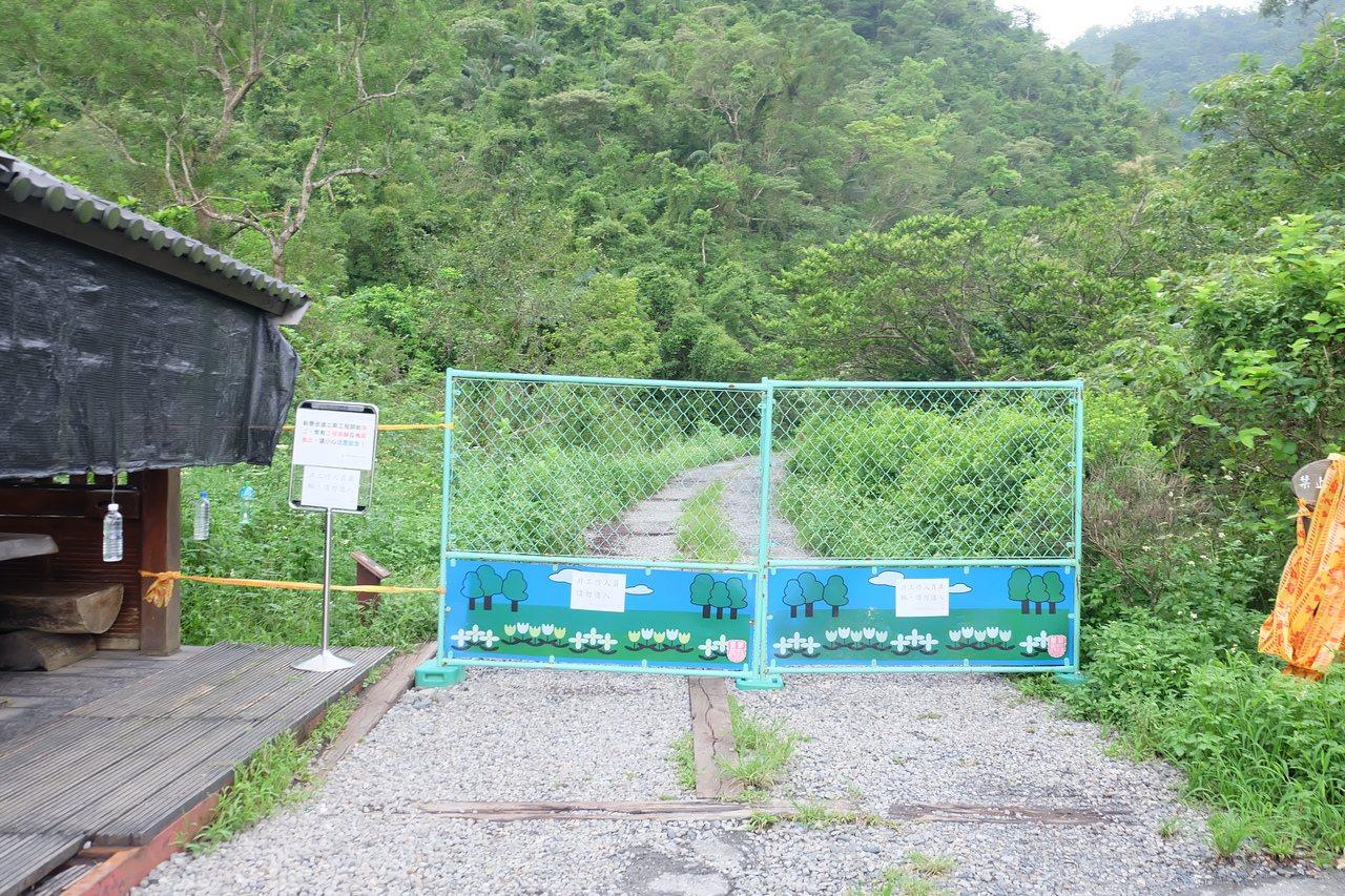 6年前颱風吹壞 冬山舊寮瀑布步道嶄新重現