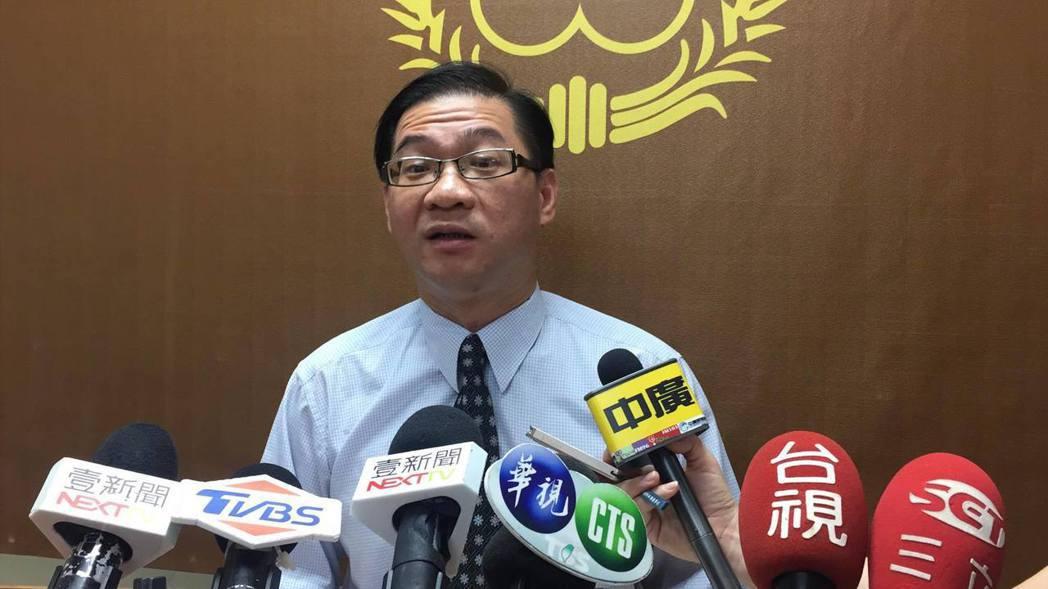屏東地檢主任檢察官林俊傑表示會視葉的身體狀況,再決定是否執行。