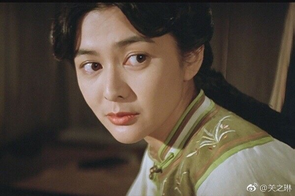 關之琳的招牌角色十三姨。圖/摘自微博