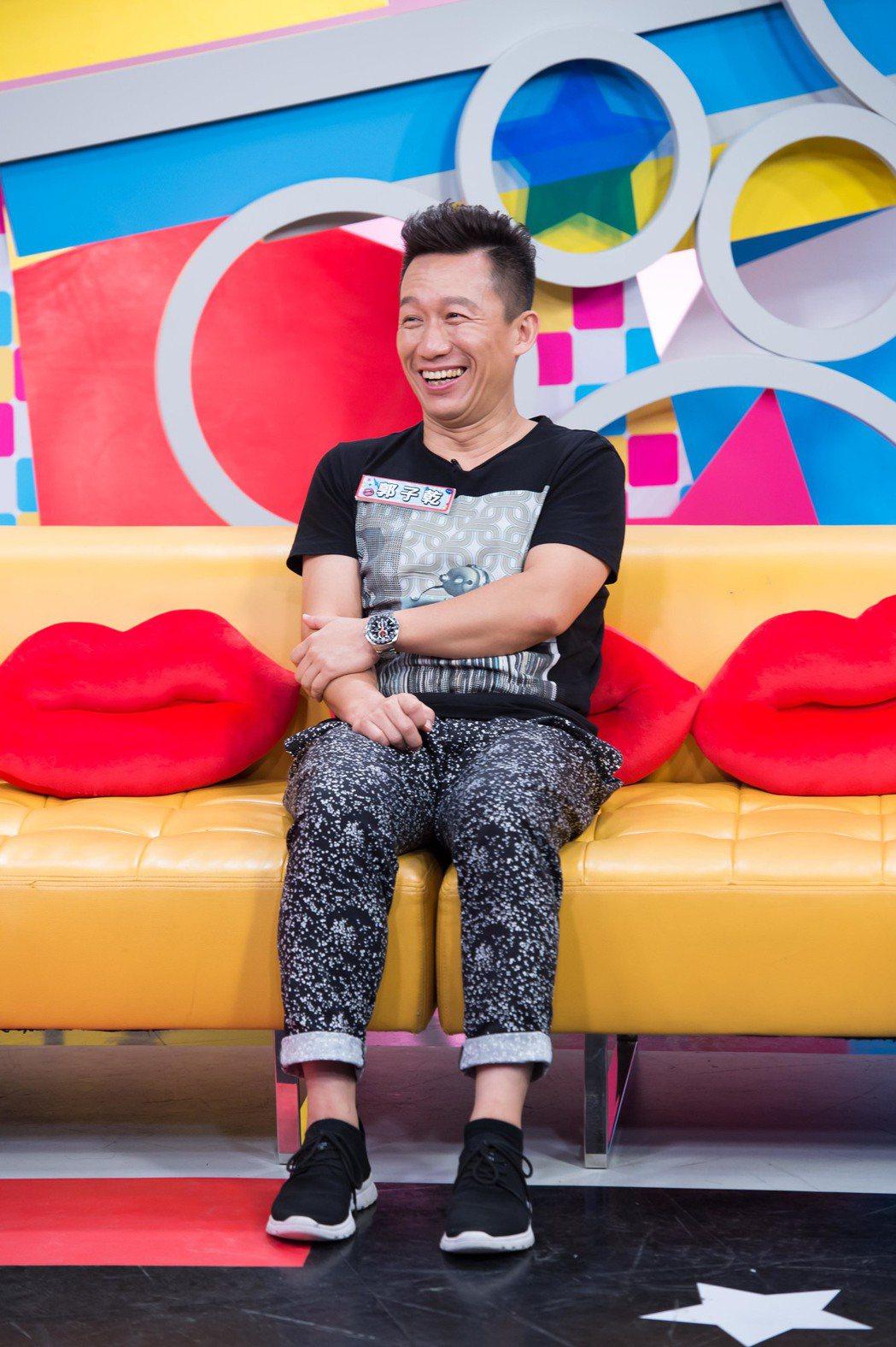 郭子乾日前上TVBS「星鮮話」。圖/TVBS提供