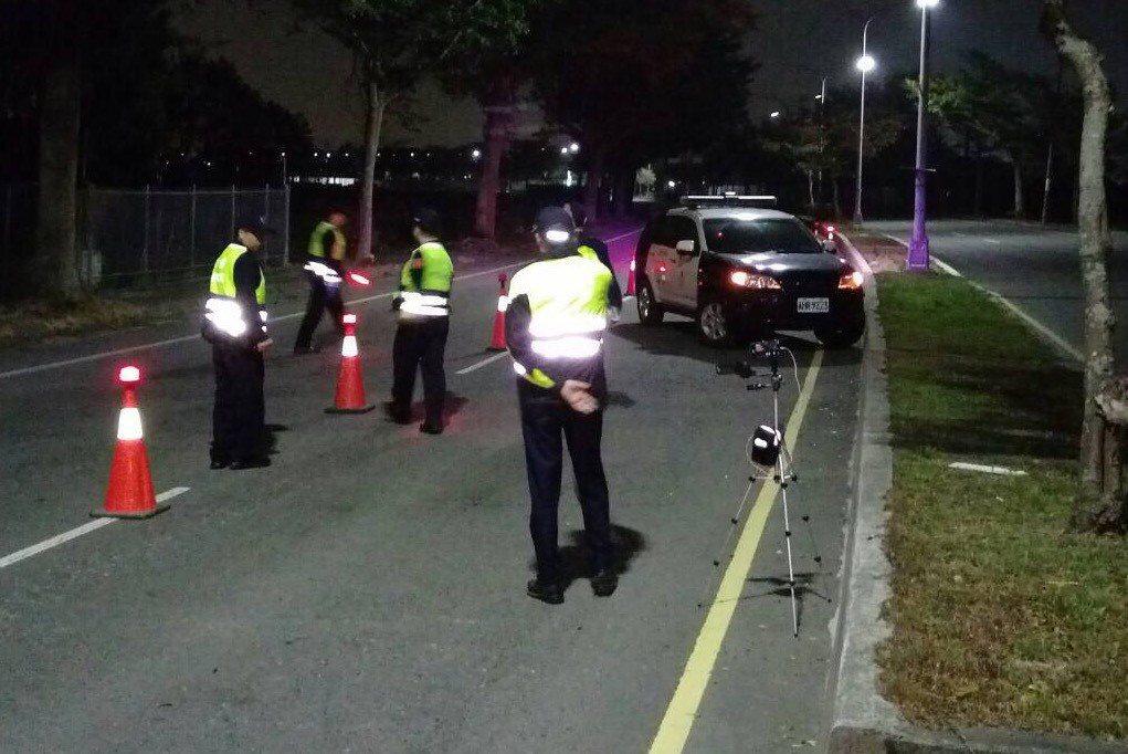 酒測被舉發,員警如果未依要求給予漱口,也可以提起申訴。 圖/彰化警方提供