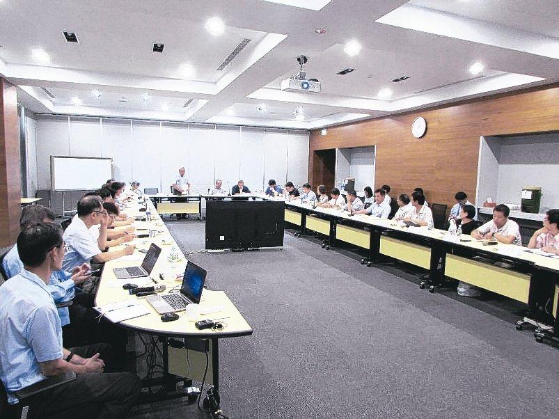 「2017燃料電池(SOFC)會議」在保來得公司會議室舉行,業界大廠出席並熱烈發...