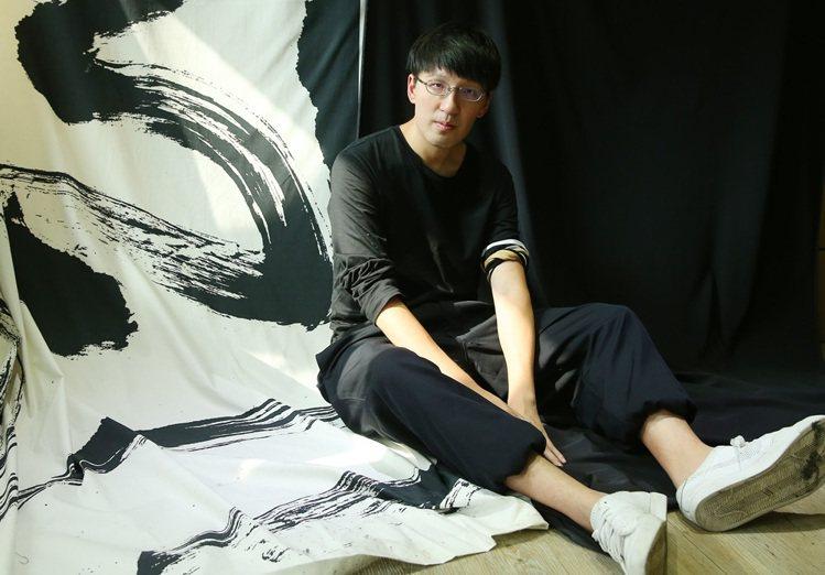 詹朴:在不同的地方看到我們的衣服,那是一件很有趣的事。記者王騰毅/攝影