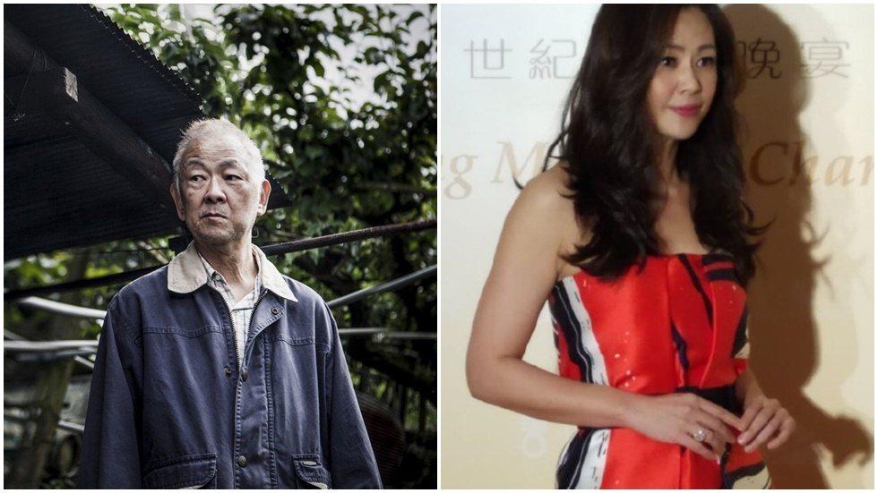 王羽(左)與女兒王馨平(右)。圖/傳影互動提供、摘自微博