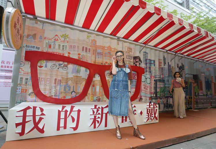 擁有超過 25副眼鏡的藝人謝沛恩認為,眼鏡不僅要戴的舒適,還要符合目的和場合需求...