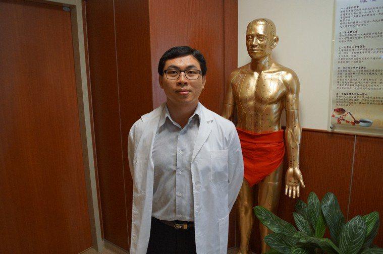 臺南市立安南醫院中醫部賴建銘醫師