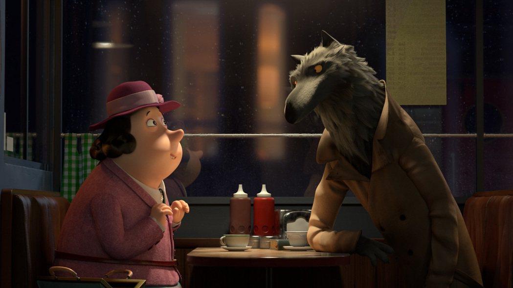 「童話大亂逗」是本屆動畫影展最熱門的電影之一。圖/臺中國際動畫影展提供